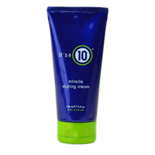 Its a 10 Ten Miracle Styling Cream 5 Oz