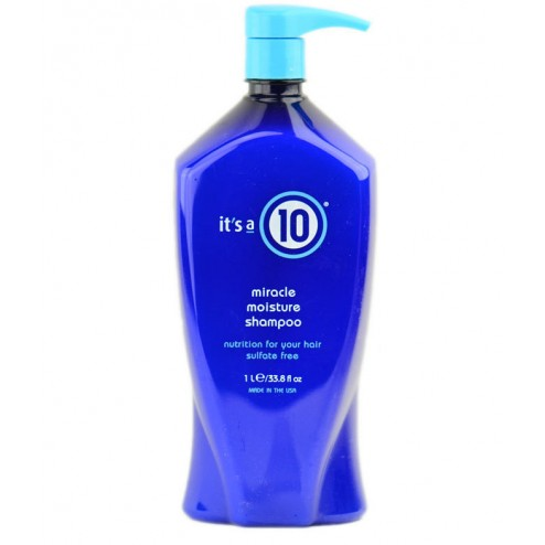 Its a 10 Miracle Moisture Shampoo Sulfate Free 33.8 oz