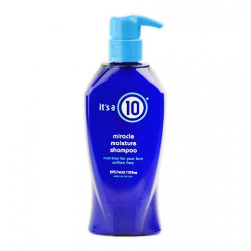 Its a 10 Miracle Moisture Shampoo 10 oz