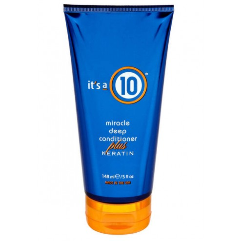 Its a 10 Miracle Deep Conditioner Plus Keratin 5 Oz