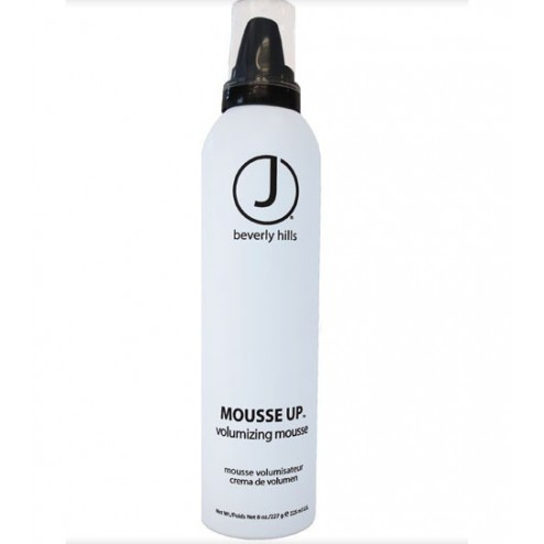 J Beverly Hills MOUSSE UP Volumizing Mousse 8 Oz