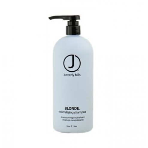 J Beverly Hills BLONDE Neutralizing Shampoo 32 Oz