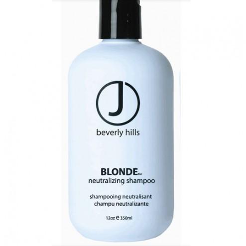 J Beverly Hills BLONDE Neutralizing Shampoo 12 Oz