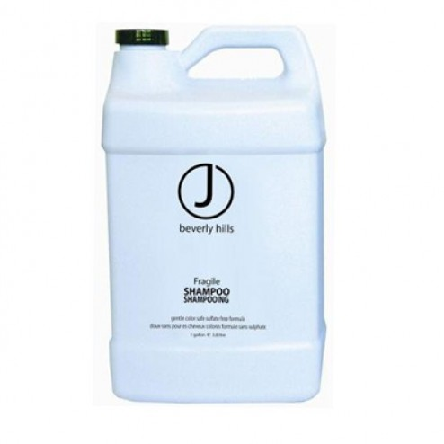 J Beverly Hills Fragile Shampoo 1 Gallon
