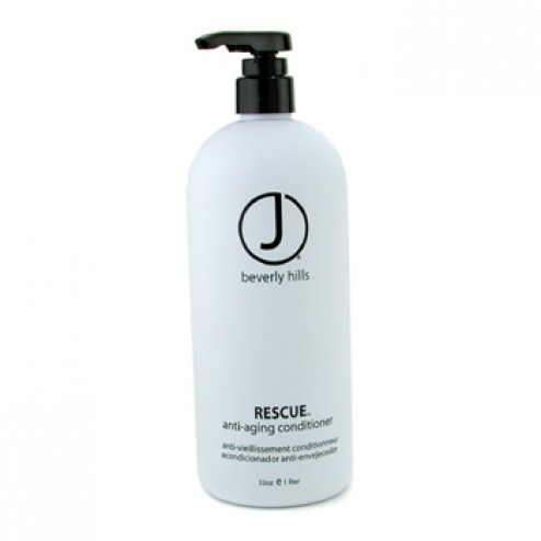 J Beverly Hills RESCUE Anti Aging Conditioner 32 Oz