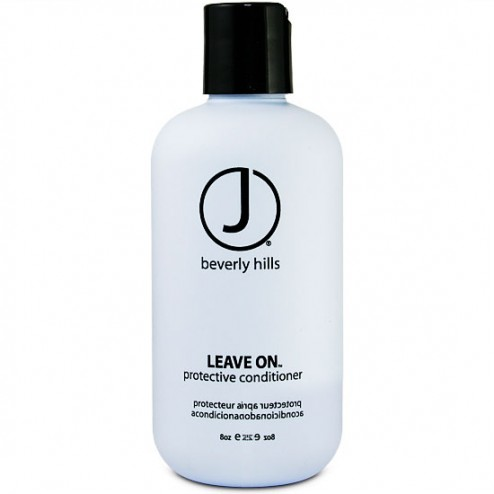J Beverly Hills LEAVE ON Protective Conditioner 8 oz