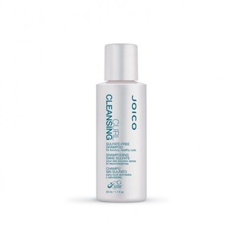 Joico Curl Cleansing Sulfate Free Shampoo 1.7 Oz