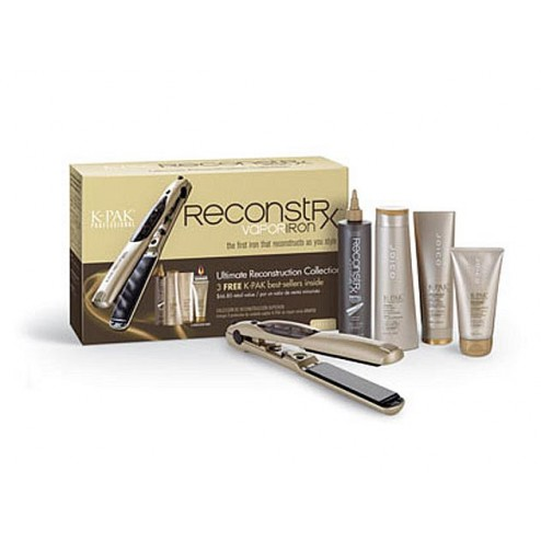 Joico K-pak Reconstrx Vapor Iron Ultimate Reconstruction Collection Boxed Set