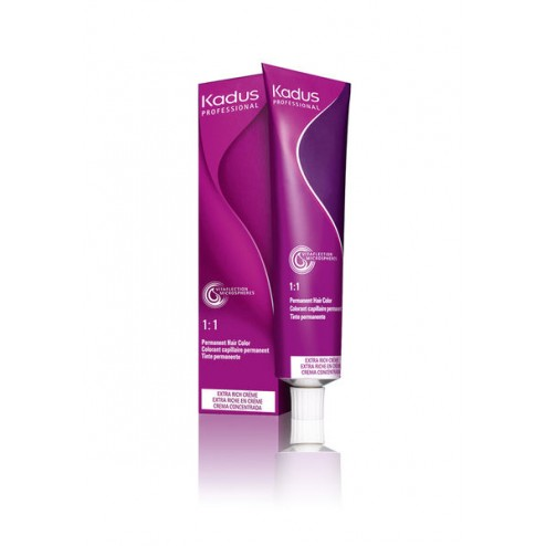Kadus Professional Permanent Hair Color 2 Oz - 8CeV Cendre Violet
