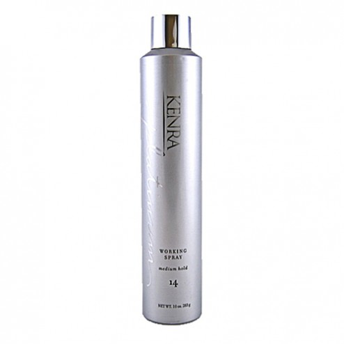 Kenra Platinum Working Spray 14 (55% VOC) 10 Oz