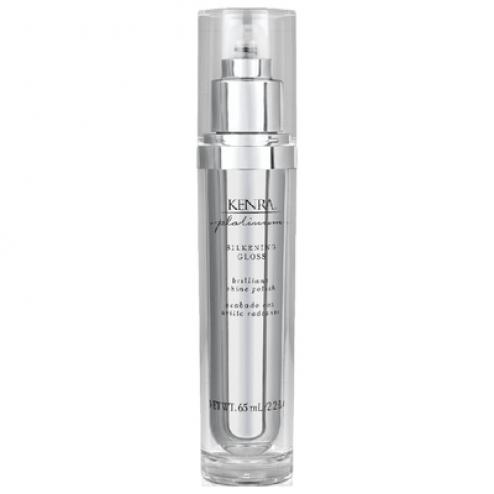 Platinum Silkening Gloss 2.26 oz by Kenra