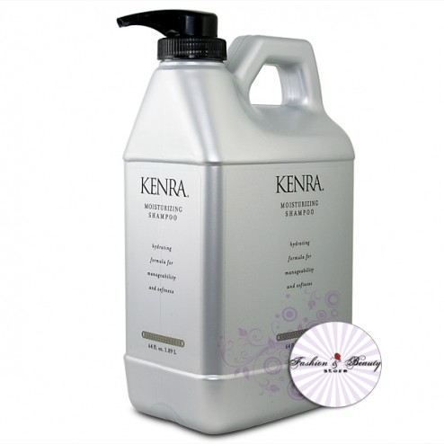 Moisturizing Shampoo 64 oz by Kenra