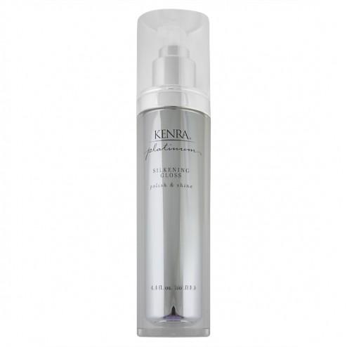 Platinum Silkening Gloss 4.4 oz by Kenra
