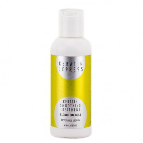 Keratin Express Treatment Blonde Formula 4 oz