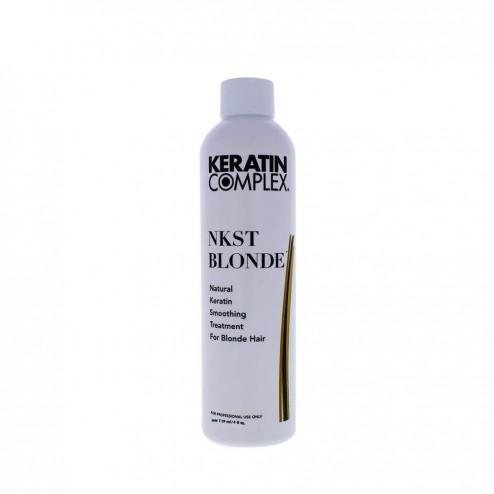 Keratin Complex Natural Keratin Smoothing Treatment or Blonde Treatment 32 Oz