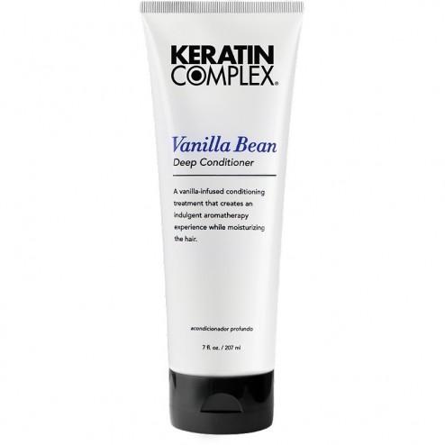 Keratin Complex Vanilla Bean Deep Conditioner 7 Oz
