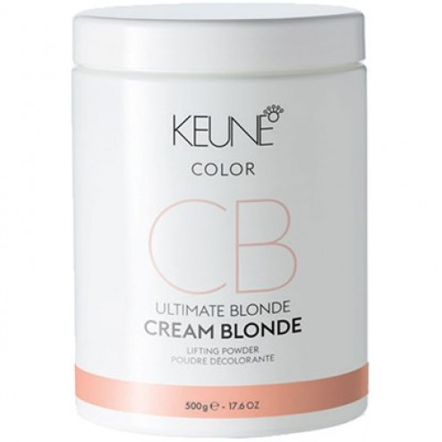 Keune Ultimate Blonde Cream Blonde Lifting Powder 17.6 Oz