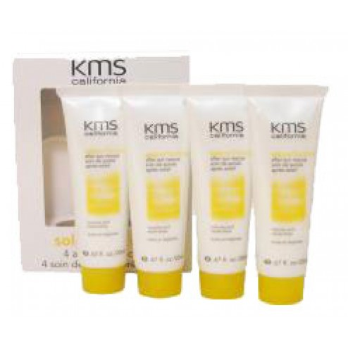 KMS California SolPerfection After Sun Rescue 4 x 20ml