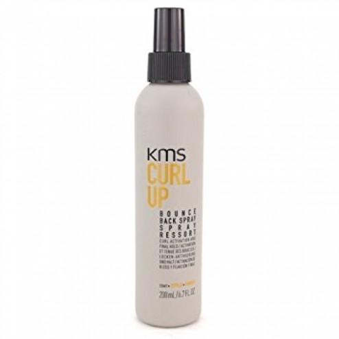Kms California CURL UP Bounce Back Spray 6.7 Oz