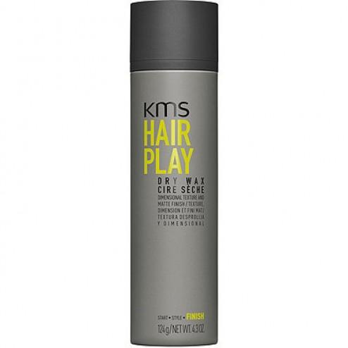 KMS California Hair Play Dry Wax 4.6 oz