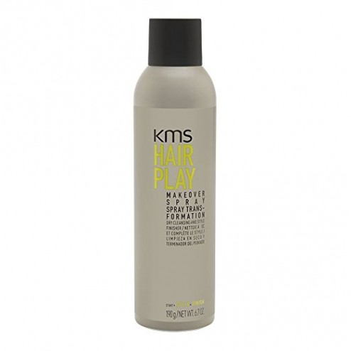 KMS California Hair Play Makeover Spray Dry Shampoo 6.8 Oz