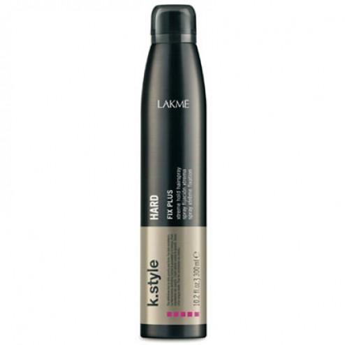 Lakme K Style Hard Xtreme Hold Spray 10.2 Oz