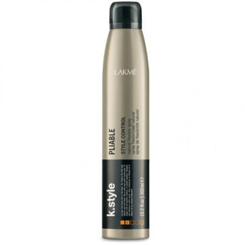 Lakme K Style Pliable Natural Flexible Spray 10.2 Oz