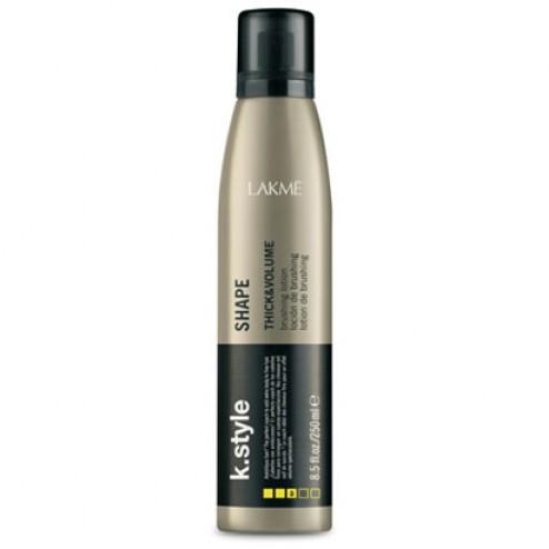 Lakme K Style Shape Brushing Lotion 8.5 Oz