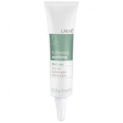 Lakme K-Therapy Purifying Matt Mask 6X0.5 Oz/15Ml