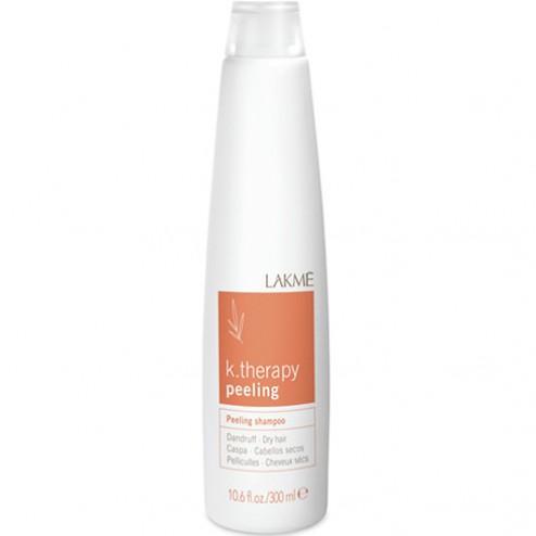 Lakme K-Therapy Peeling Shampoo Dry Hair 10.6 Oz
