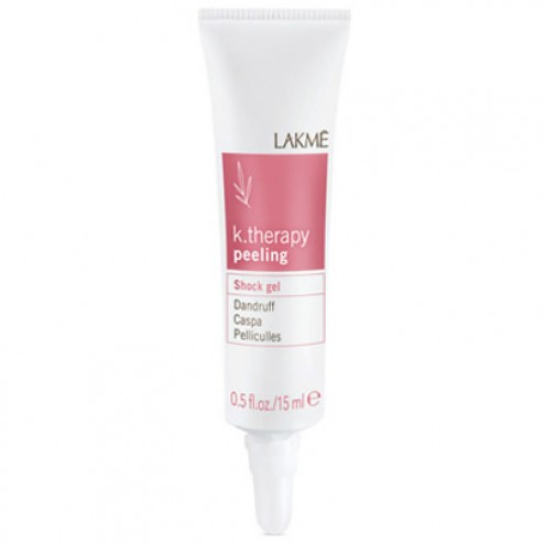 Lakme K-Therapy Peeling Shock Gel 6X0.5 Oz
