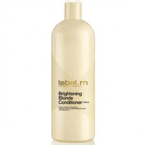 Label.m Brightening Blonde Conditioner 33.8 Oz