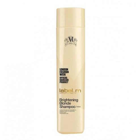 Label.m Brightening Blonde Shampoo 10.1 Oz