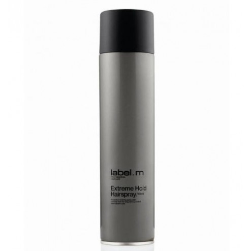Label.m Extreme Hold Hairspray 10 Oz