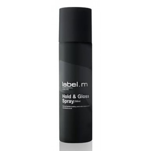 Label.m Hold and Gloss Spray 6.76 Oz