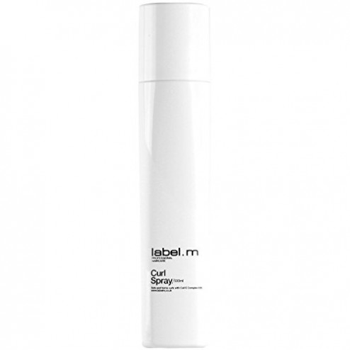 Label.m Curl Spray 16.9 Oz