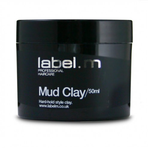 Label.m Mud Clay 1.7 oz