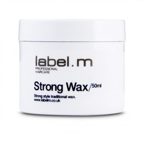 Label.m Strong Wax 1.6 oz
