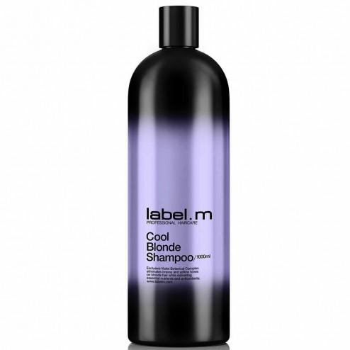 Label.m Cool Blonde Shampoo 33.8 Oz