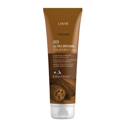 Lakme Teknia Ultra Brown Treatment 8.5 oz