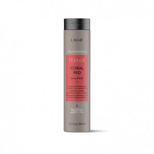 Lakme Teknia Ultra Red Refresh Shampoo 10.2 Oz