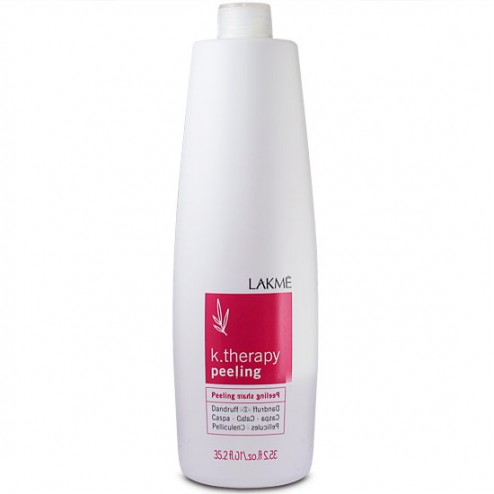 Lakme K-Therapy Peeling Shampoo Oily Hair 35.2 Oz