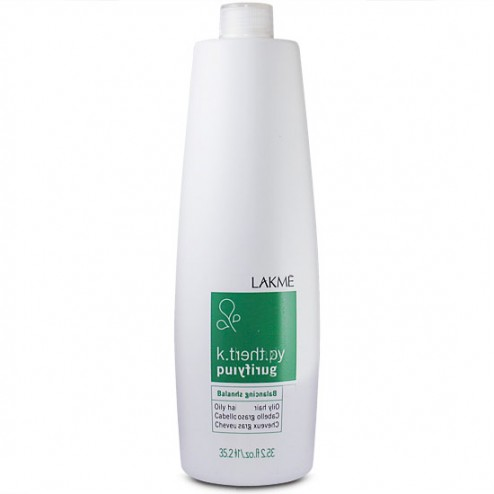 Lakme K-Therapy Purifying Balancing Shampoo 35.2 Oz