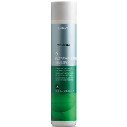 Lakme Teknia Extreme Cleanse Shampoo 10.6 Oz
