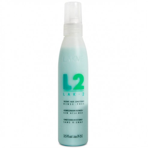 Lakme Lak 2 Instant Hair Conditioner 3.5 Oz