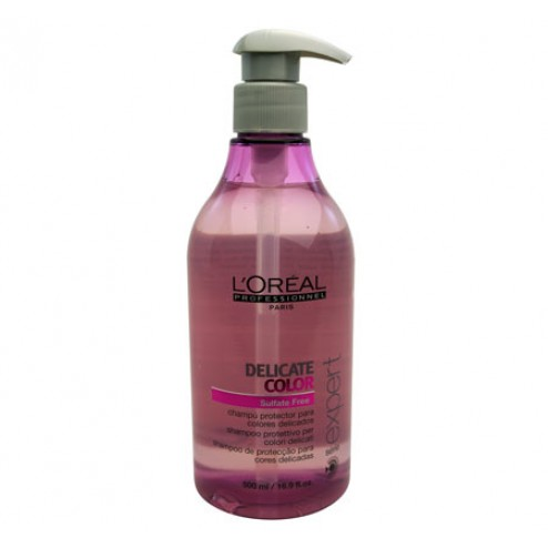 Loreal Serie Expert Delicate Color Shampoo