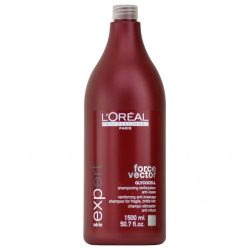 Loreal Serie Expert Force Vector Shampoo 50.7 oz