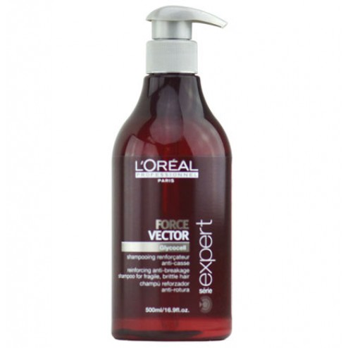 L'oreal Serie Expert Force Vector Shampoo 16.9 oz