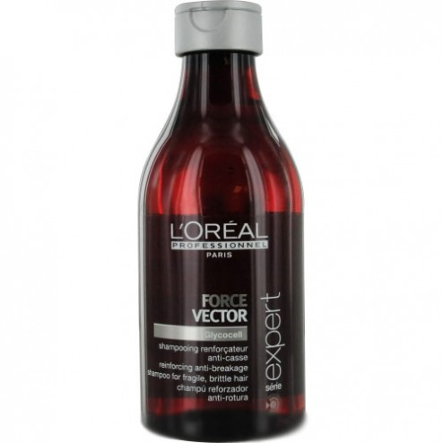 Loreal Serie Expert Force Vector Shampoo 3.4 oz