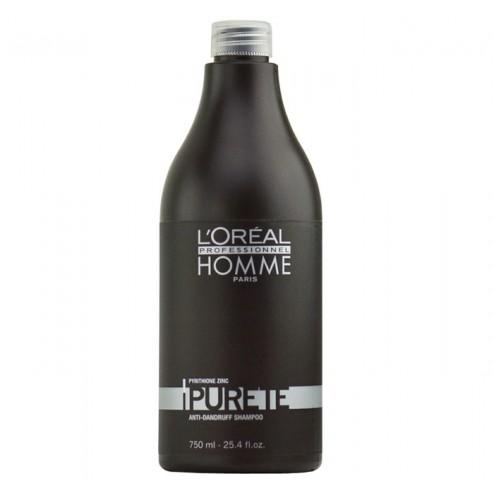 Loreal Homme Purete Anti-Dandruff Shampoo 25.4 Oz